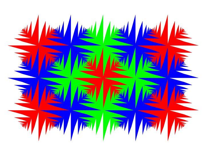 """""""RGB Tess"""" - SYMMO GRAPHICS"""