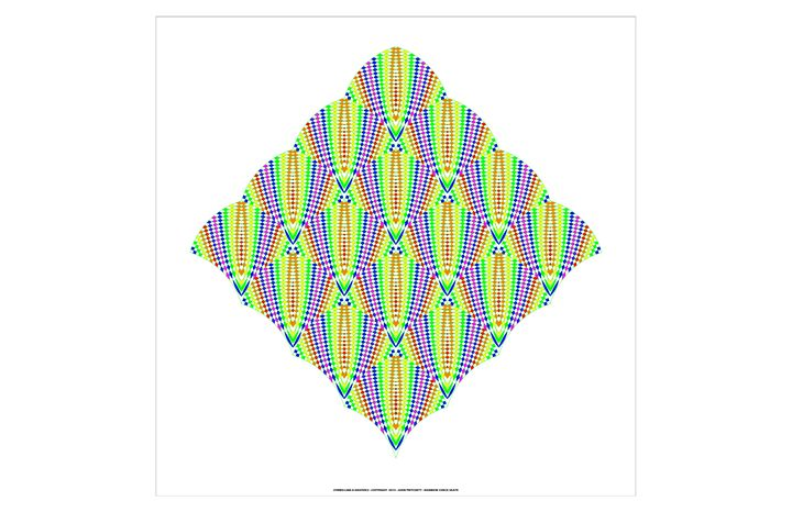 """Rainbow Skate"" - SYMMO GRAPHICS"