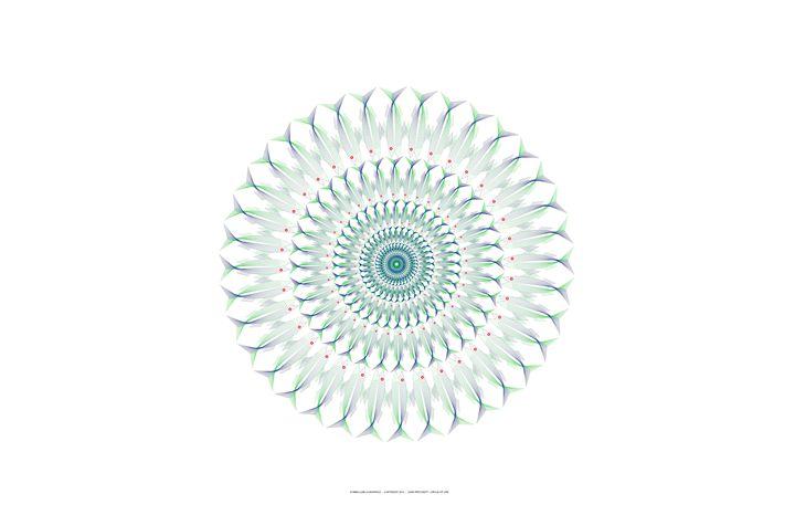 """Circle of Life"" - SYMMO GRAPHICS"