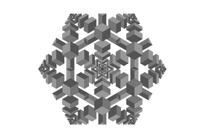 """Cubix One"" - SYMMO GRAPHICS"