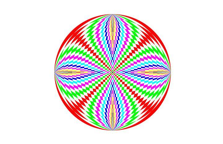 """ColorBall"" - SYMMO GRAPHICS"