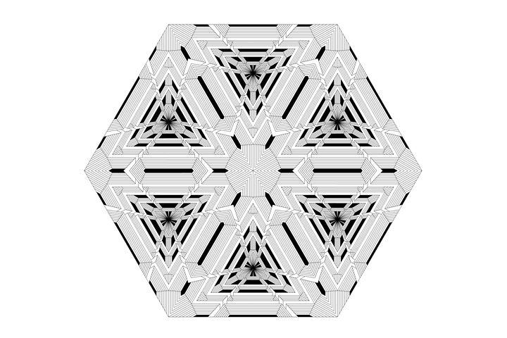 """Trifinity"" - SYMMO GRAPHICS"