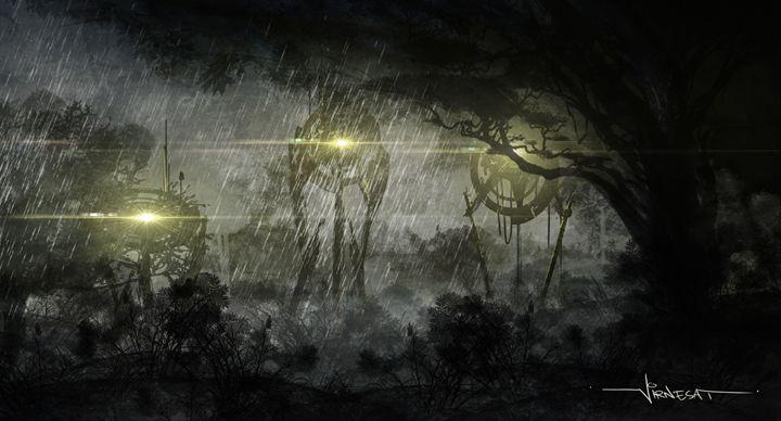 The Visitation - Virnesat