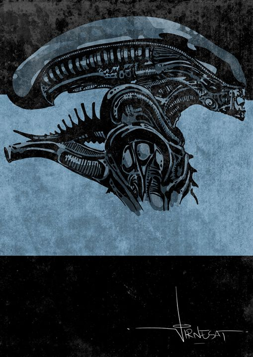 Alien 1979 III - Virnesat