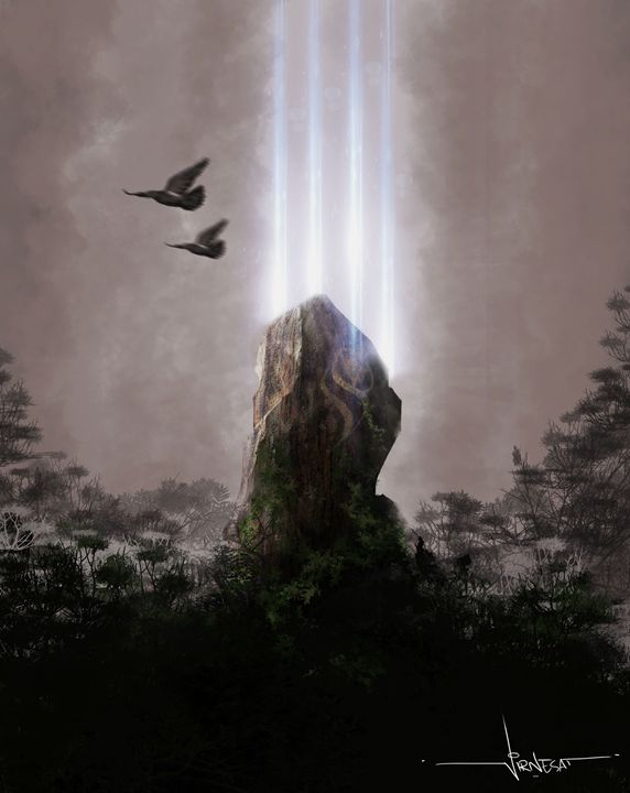 Fairy Stone Eruption - Virnesat