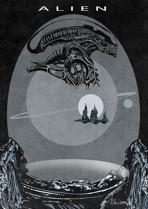 Alien 1979 I - Virnesat