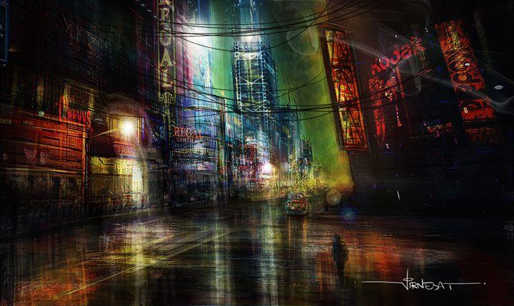 Blade Runner Blues - Virnesat