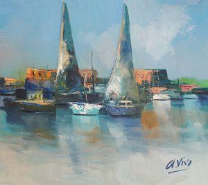 4716  Dark sails