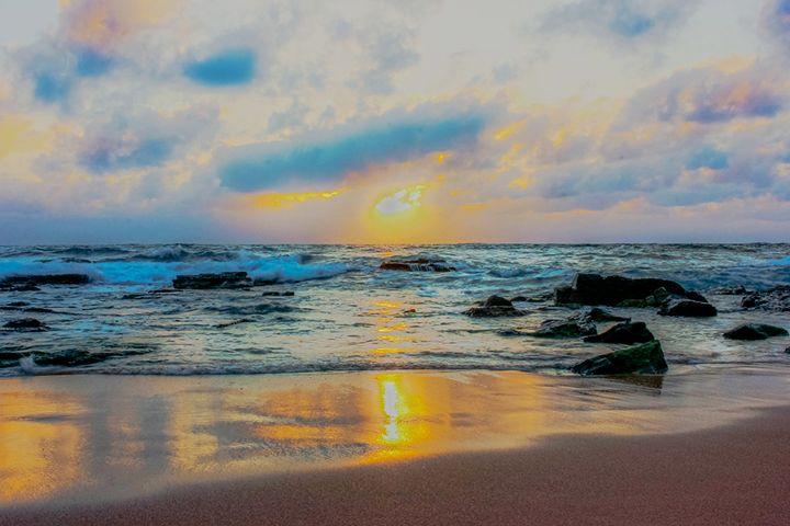 mild sunrise - A Vision