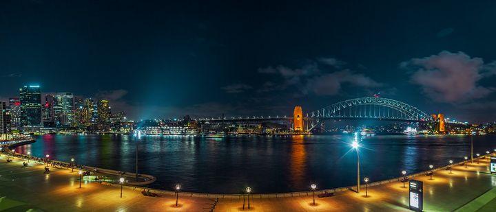 Circular Quay & Harbour bridge - A Vision