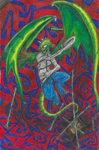 lizard asylum