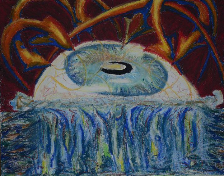 the eye - charisse wells