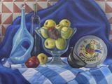 70 x 90 oil on canvas