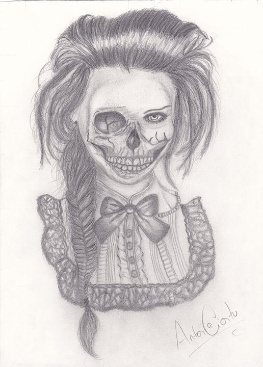 Nightmares - Antonia C.