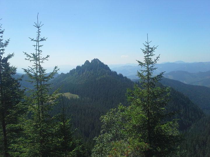 Mountain Ceahlau - Antonia C.