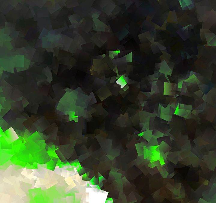 cubes no. 1 - Timeless Art On Canvas