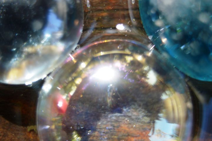 Bubbles - Timeless Art On Canvas