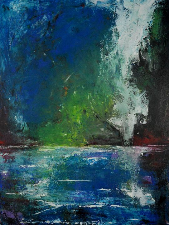 Bright Waters - Timeless Art On Canvas