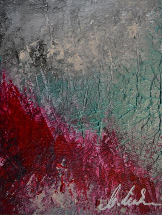 Abstract No. 22 - Timeless Art On Canvas