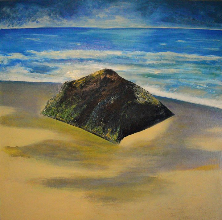 Happy - Timeless Art On Canvas