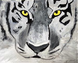 The Eye of the Tiger - Timeless Art On Canvas