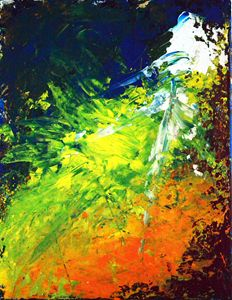 Abstract Landscape - Timeless Art On Canvas