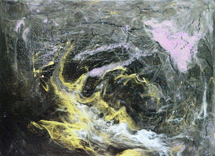 Black Ice - Timeless Art On Canvas