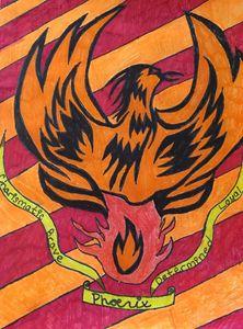 Phoenix Rising - The Lady Lotus