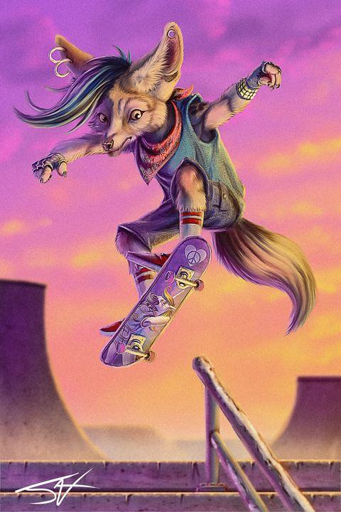 Phinnix - Jax Designs: The Art of Jaxon Keller