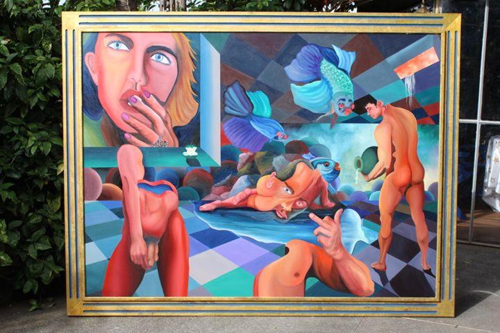 PESADELO - Emanuel Pintor