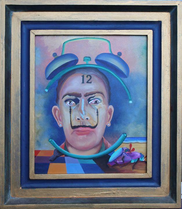 PRAZER DE SALVADOR DALI - Emanuel Pintor