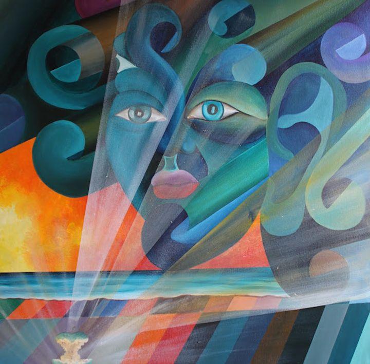 MULHER DOS CARACOIS - Emanuel Pintor