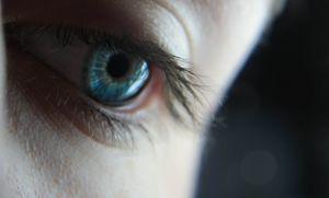 The Downcast Eye
