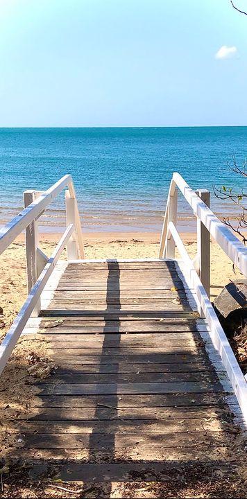 Boardwalk - MaggieJukesArt