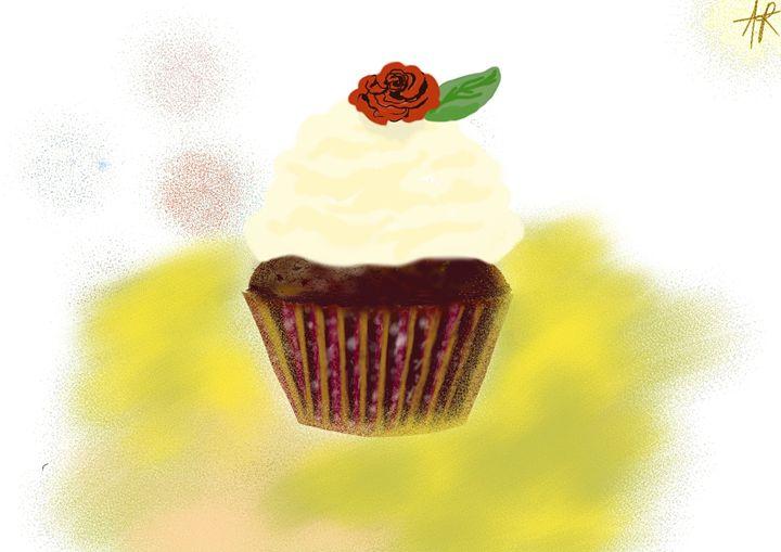 Cupcake love - Miraart