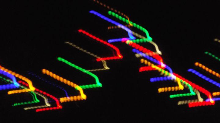 Flock of Color - MammaTrain