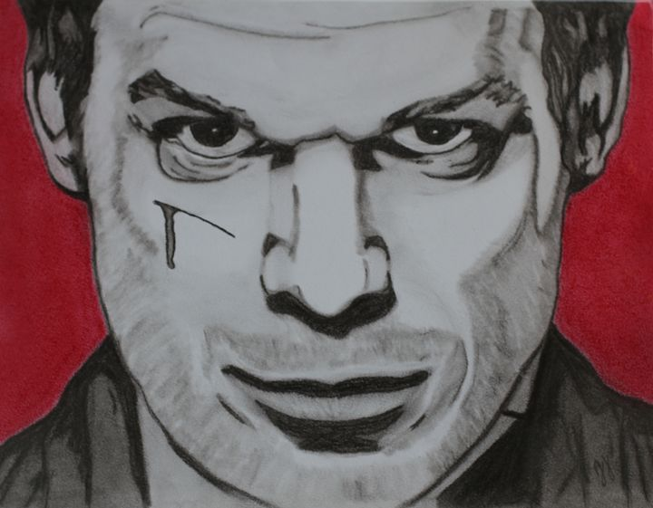 Dexter - Charcoal - Chunks of Charcoal