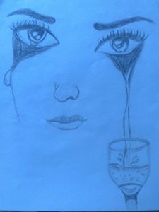 By me