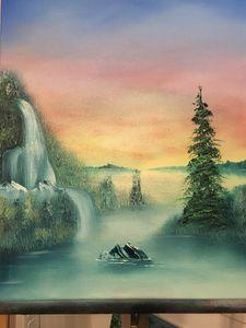 Junies waterfall