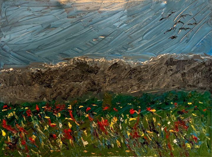Wild Flowers - Ian Scott Patterson