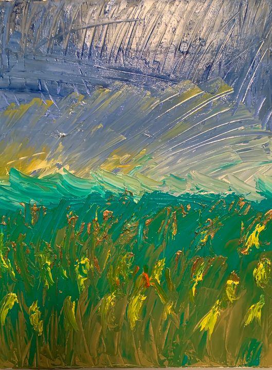 Fields of Gold - Ian Scott Patterson