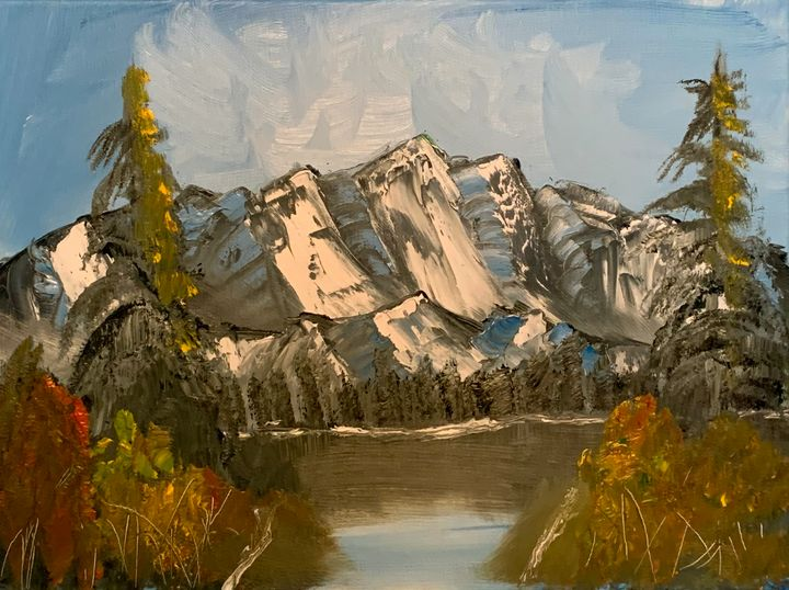 The Rockies - Ian Scott Patterson