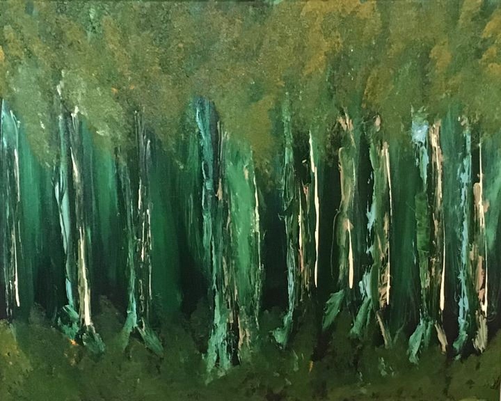 The Forest for the Trees - Ian Scott Patterson