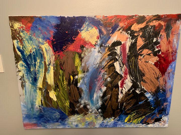 Painter's Pallet - Ian Scott Patterson