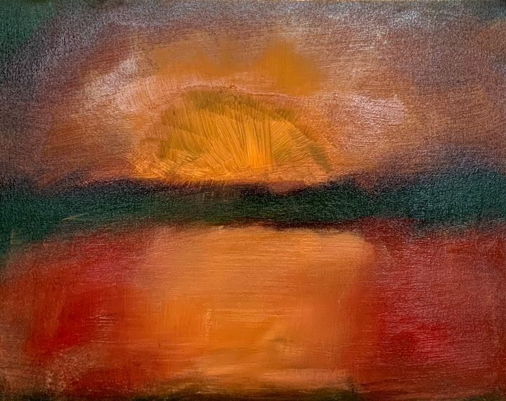 Pacific Sunset - Ian Scott Patterson