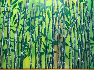 Bamboos in the wild
