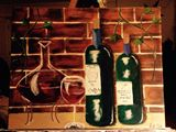10X20 Wine bottle painting