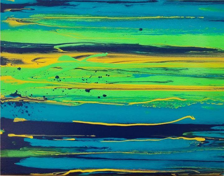Toxic Surf - Trent Lund