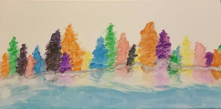 Watercolored - Trent Lund