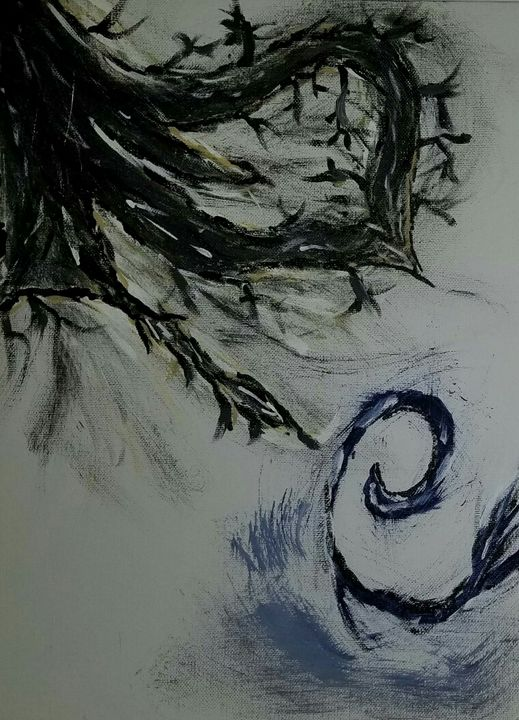 Swirl #1 of 2 - Trent Lund